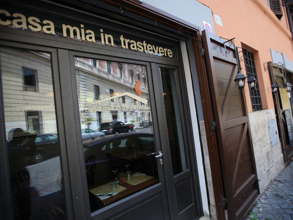 Ristorante Casa Mia In Trastevere Trattoria Cucina Romana