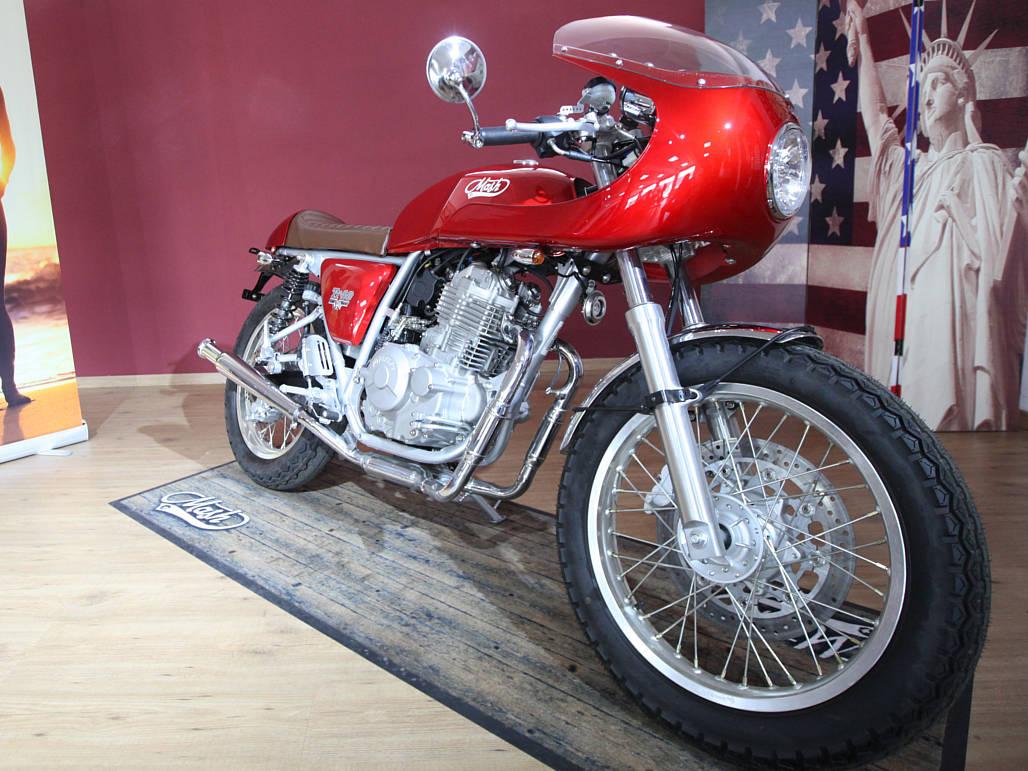 mash tt40 cafe racer 400cc