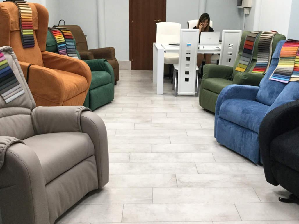 Poltrone Ortopediche Roma.Fisiomatic Relax System Tuscolana Vendita Poltrone