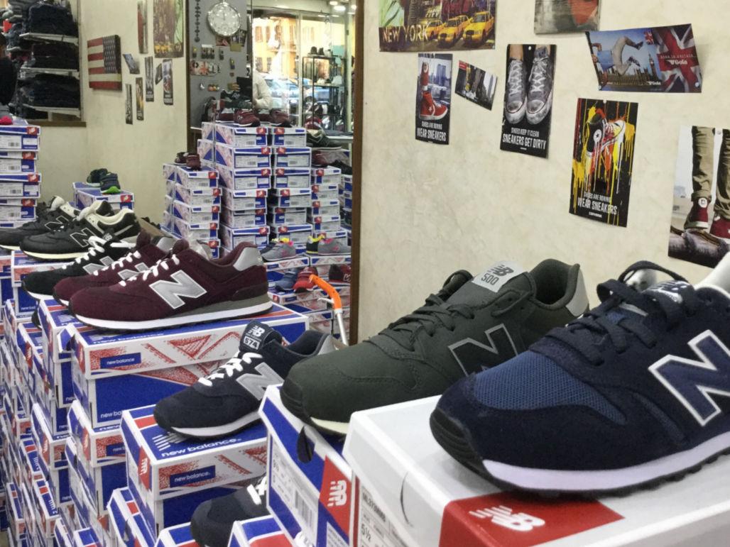 Abbigliamento Company Roma Tuscolana Sneakers Collection xerBCdo