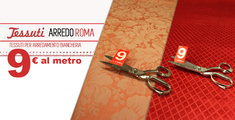 Tessuti per divani prezzo al metro a buon mercato for Outlet tessuti arredamento