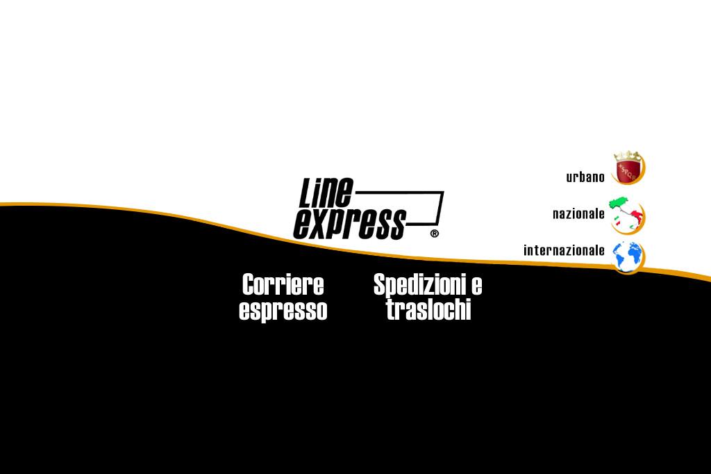 7dbc1461c46f Line Express | Corriere Espresso - Trasporti e Traslochi