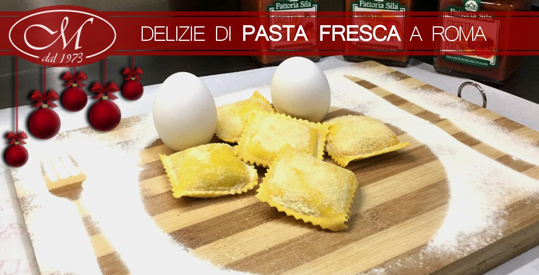 delizie di pasta fresca a roma