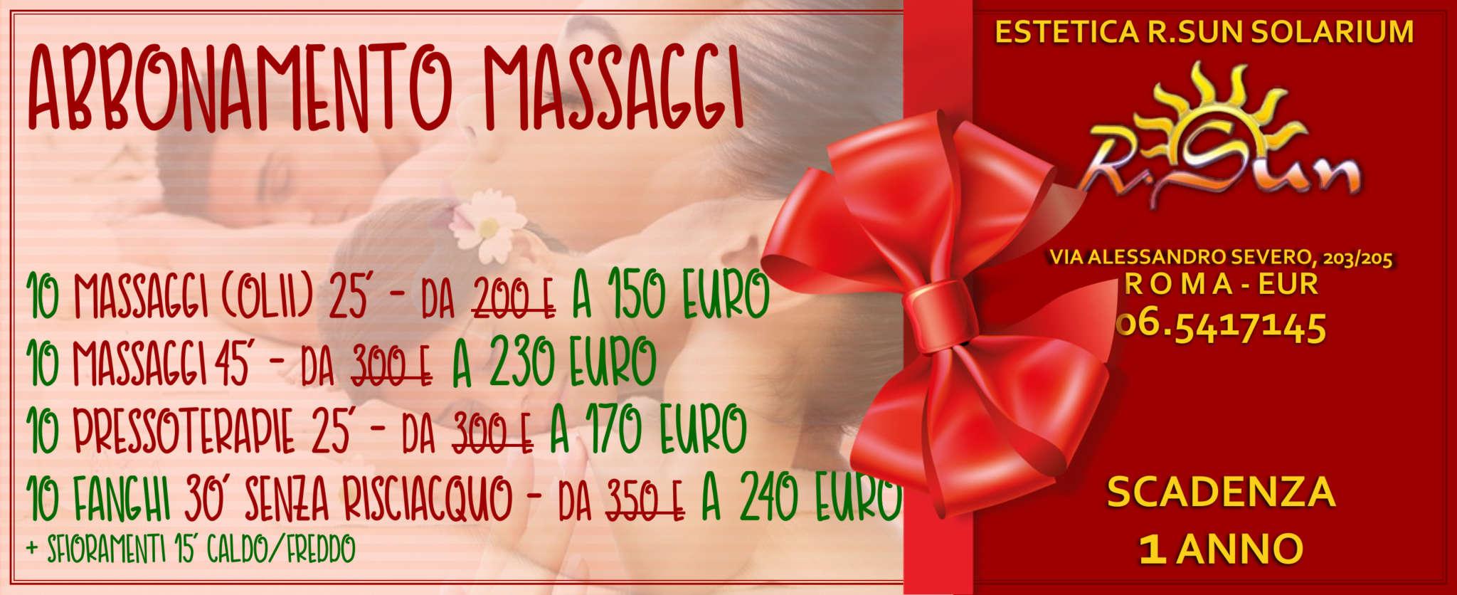 Estetica-R.Sun-Roma-Eur-abbonamento-trattamenti-massaggi-natale-2018