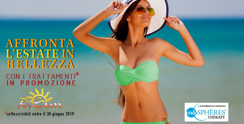 Promozioni estetica estate 2019