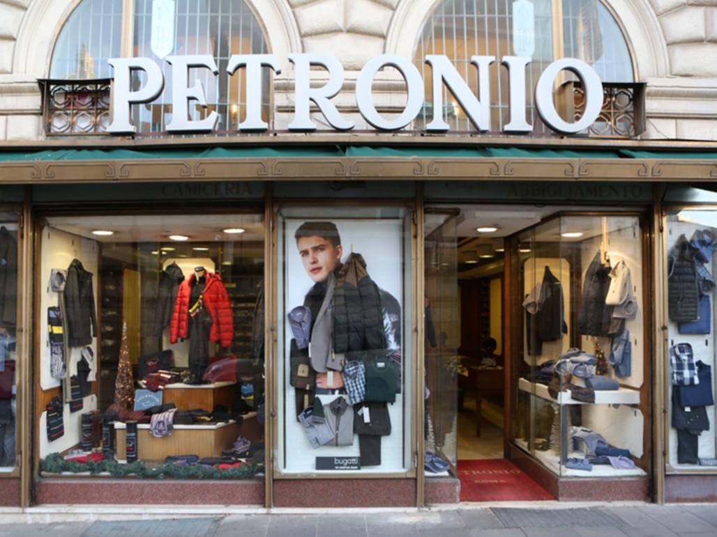 Petronio-abbigliamento-uomo-a-Roma-esquilino-panoramica-esterna ...